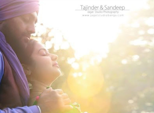 Tajinder & Sandeep's Pre Wedding Song