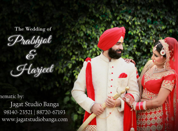 Prabhjot & Harjeet's Wedding | Cinematic Video