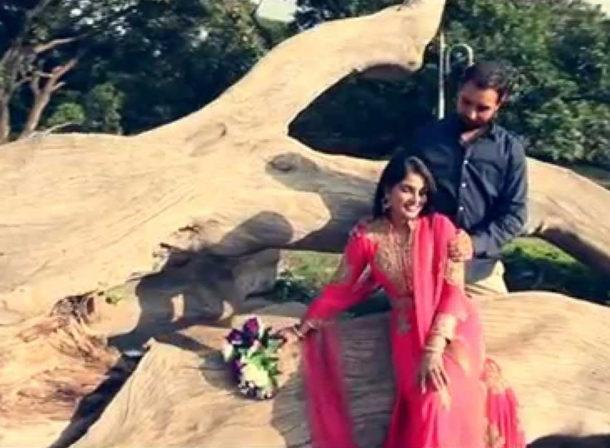 Paramjit & Arvinder Pre Wedding Video