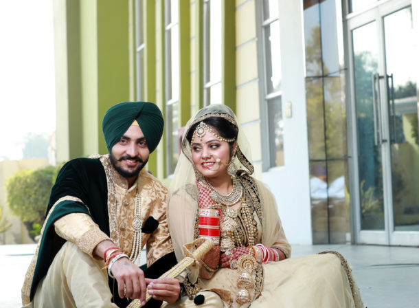 Sikh Wedding - Indian wedding Photographer Dallas