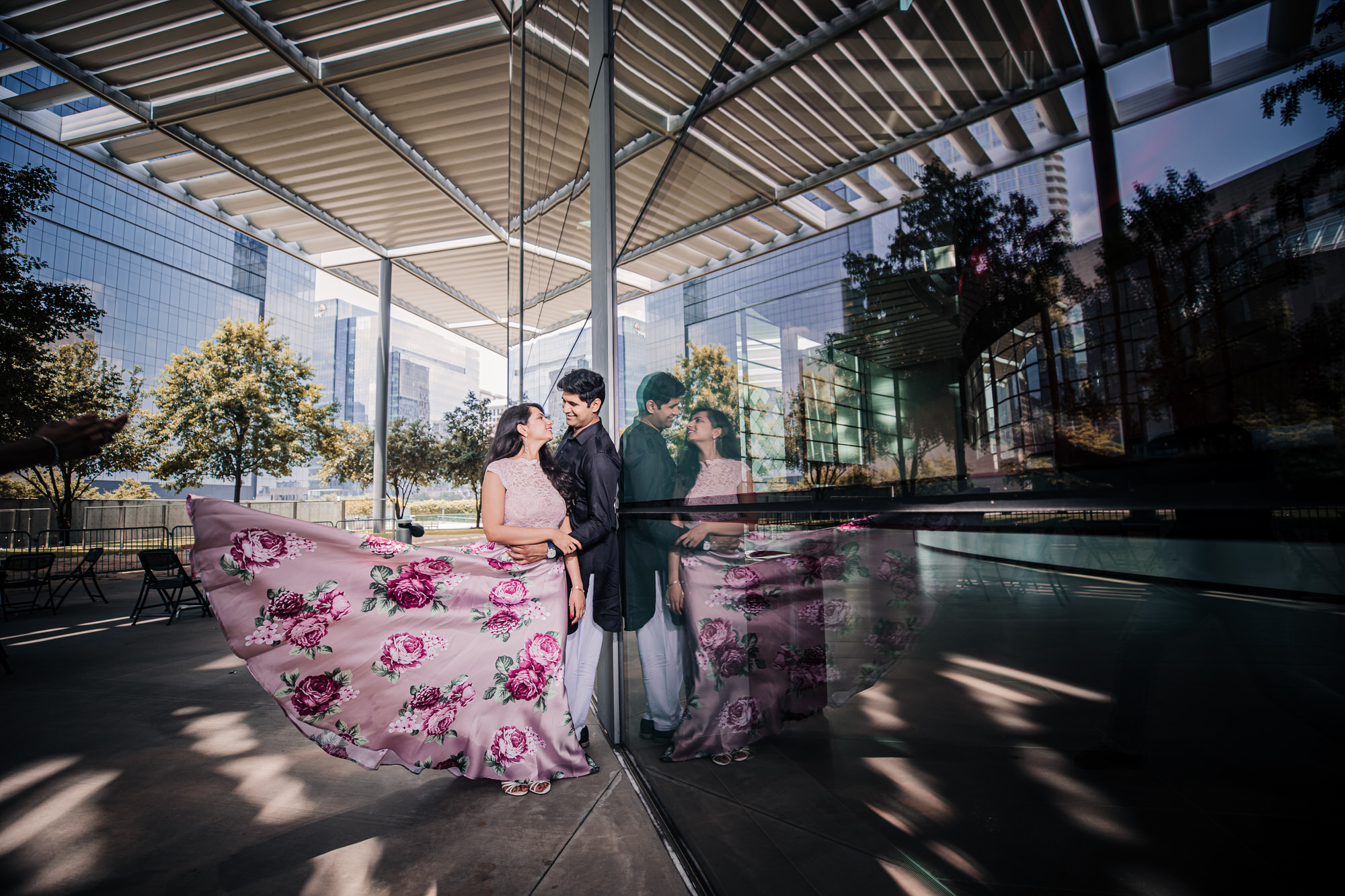 Rahim & Neha Pre Wedding - Indian wedding Photographer Dallas