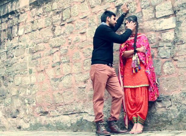 Pre Wedding Story of Parveen & Raman