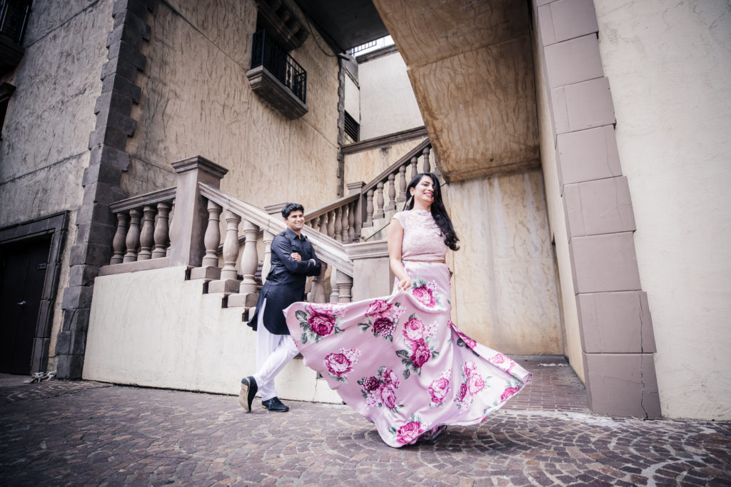 Mandaley Canal Engagement Session